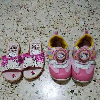 Hello Kitty Shoes 1for $6