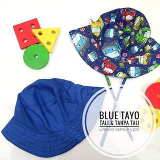 Bucket Hat Topi Anak Tayo