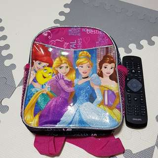 Disney princesses small backpack