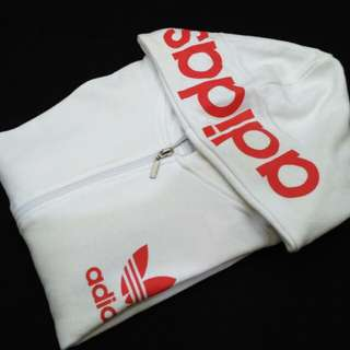 ADIDAS ZIP HOODIE SECOND IMPORT