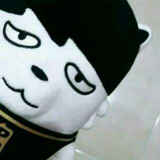 BTS OFFICIAL PLUSHIE DOLL (JIMIN)