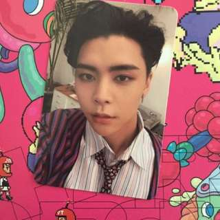 WTT NCT Johnny PC