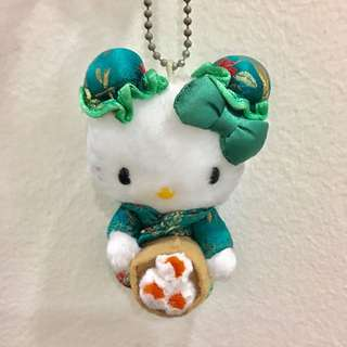 Original Hello Kitty Bag Tag
