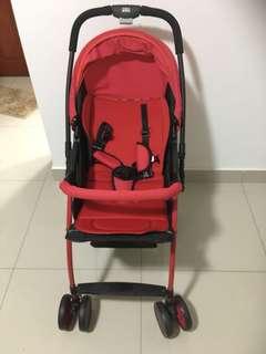 Reversible Stroller