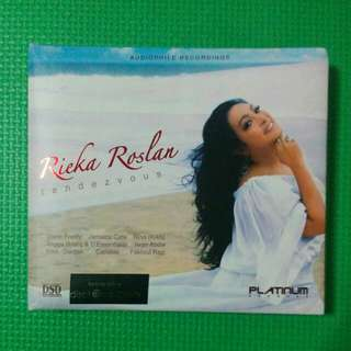 "CD ALBUM RIEKE ROESLAN - ""RENDEZVOUS"" (2012)"