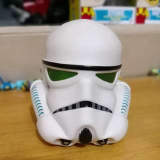 Stormtrooper Head Coin Bank