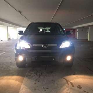 Honda CR-V 2.4 Auto Sunroof