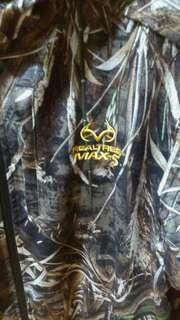 realtree max 5 hunting jacket