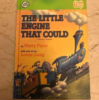 Leap frog (The little engine that could)