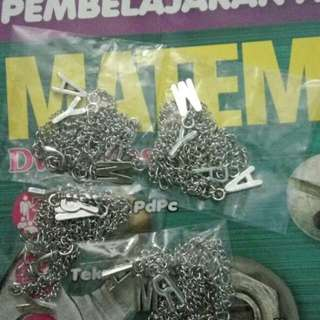 READY STOCK ARMY NECKLACE