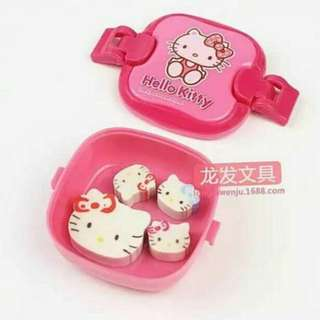 HK Eraser with case