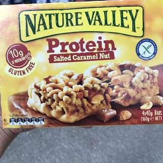Protein Salted Caramel Nut