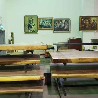 Indonesia Suar wood table