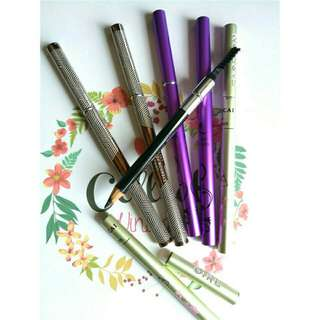 FASHIONED GIRL 2N1 EYEBROW PENCIL