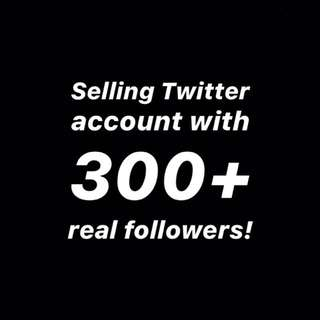 Twitter Account for SALE