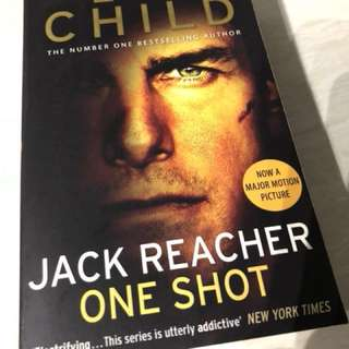 Update: Jack Reacher Available <Harry Potter (SOLD)>