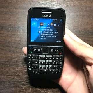Nokia E63 (3G+Wifi)