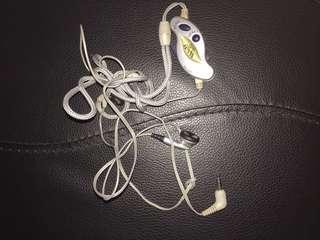 耳筒收音機古物