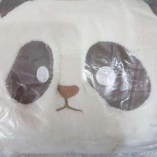 全新熊貓毛毯