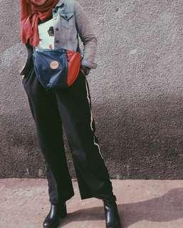 Listed pants L-XL