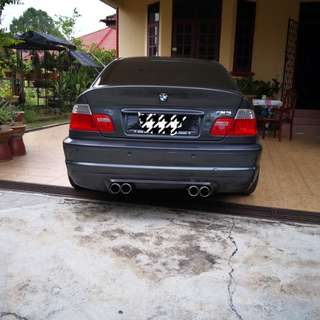BMW E46Ci 330i M3 original bodykit