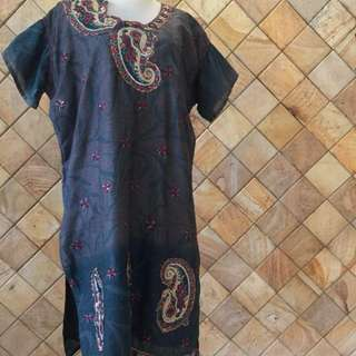 Dress atasan baju india