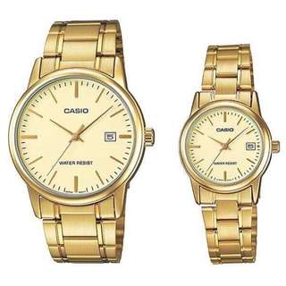 Original Casio Couple watch LMTPV-002G