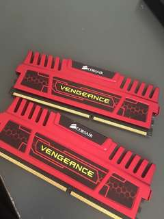 CORSAIR VENGEANCE 8GB KIT DDR3