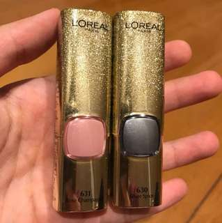Loreal Paris Metallic By Color Riche