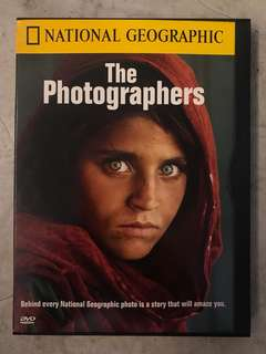 The Photographers - National Geographic - DVD