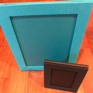 Photo frame set of two