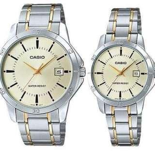 Original Casio Couple watch LMTPV-004SG