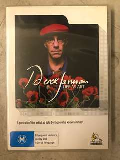 Derek Jarman: Life as Art - DVD