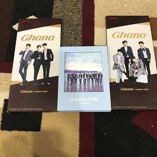 [BIG GHANA CHOCOLATE] Ready Stock Ghana Chocolate Yoon Ji Sung ,Ong Seong Woo , Park Woo Jin,Kim Jae Hwan, Kang Daniel, Lai Guan Lin, Lee Dae Hwi #15OFF