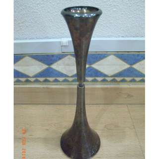 ANTIQUE STANDER STEEL CANDLELIGHT STAND