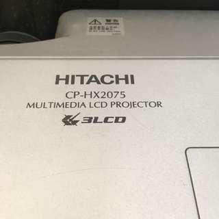 Hitachi投放機