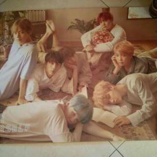 Official BTS LY L ver poster