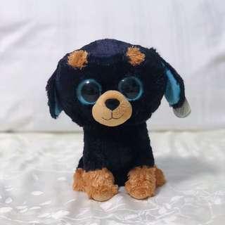TY Beanie Boos Tuffy Rottweiler Medium