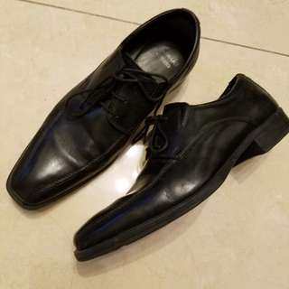 Clarks 男裝皮鞋 Leather Shoes (90% new)