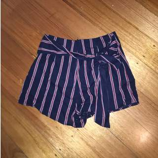 BRAND NEW the fifth label Celeste Stripe Shorts RRP $70