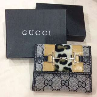[WTS FAST!] Authentic Gucci Woman's Wallet/Purse
