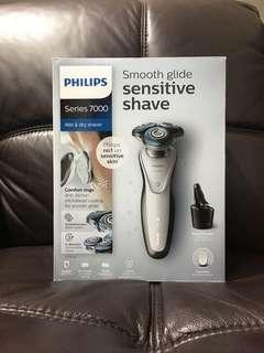 philips smooth glide sensitive shaver