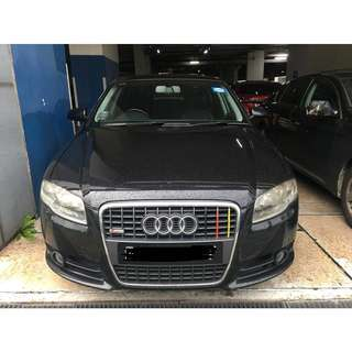 Weekly $420 3 WEEKS MINIMUM AUDI A4 GRAB/UBER WELCOME