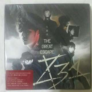 [Music Empire] 八三夭 - 《大逃杀》|| 831 - The Great Escape CD Album