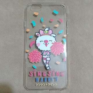 I phone 6/6s 星星兔 singsingsingling rabbit phone caae 電話殼