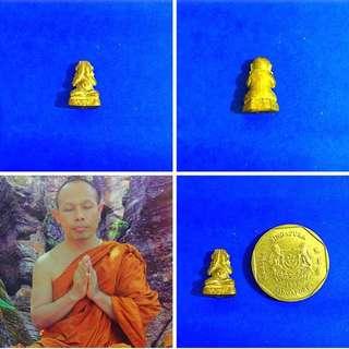 ⭐️Ajahn Klang Seng Phra Pidta Amulet Be 2560