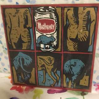 "Mudhoney - you're gone - 7"" vinyl record single - grunge era"
