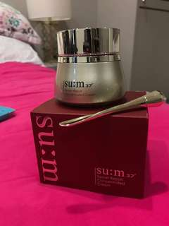 Brand New Su:m37 Secret Repair Concentrated Cream