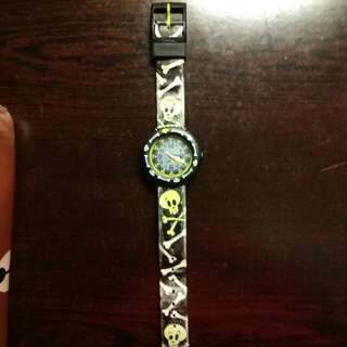 Flik Flak watch 手表