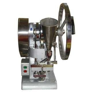 Punch tablet press machine, coal, medicine powder